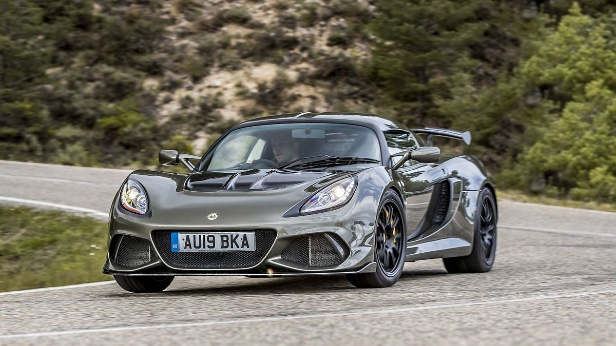 2020 Lotus Exige Concept and Review
